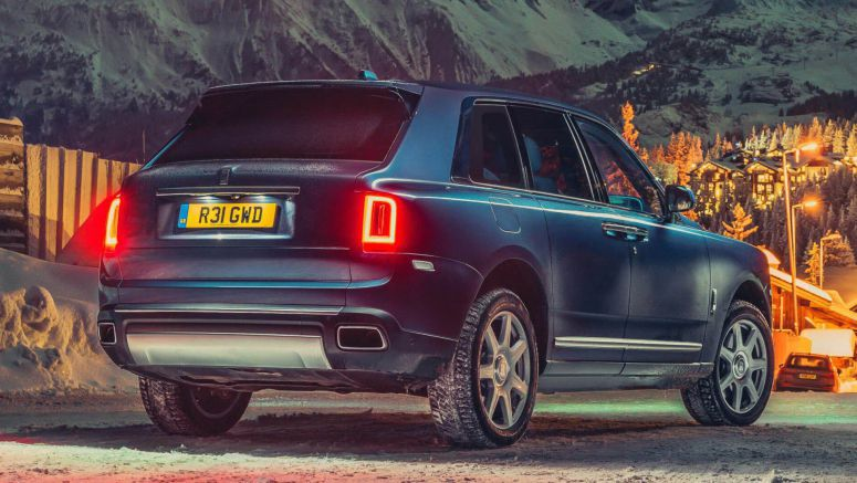Rolls-Royce Takes Cullinan To French Alps, Invites Buyers To Join