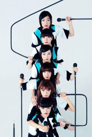 Shiritsu Ebisu Chuugaku reveal jacket covers for 'MUSiC' + short PV for 'Donten'