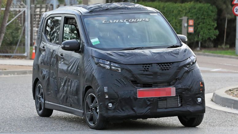 Nissan's 2020 Dayz Kei Car Makes A Surprise Appearance In Europe