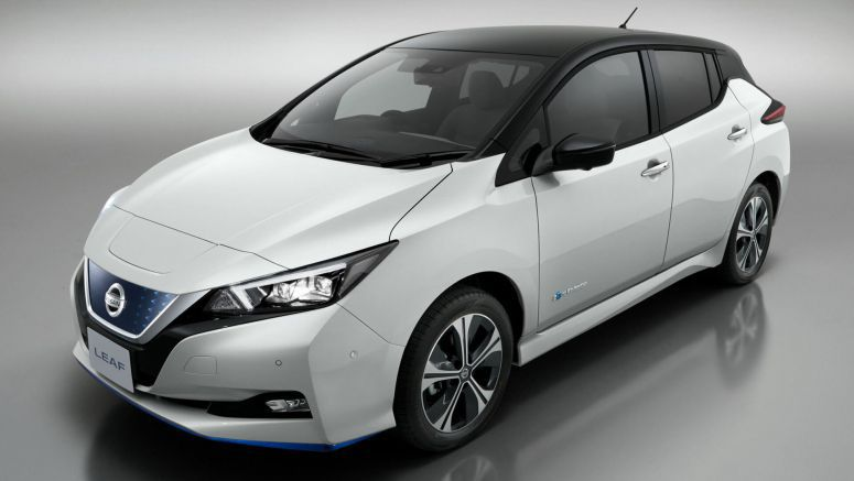 Nissan Leaf Becomes Norway's Best-Selling Car Overall, Keeps EV Crown In Europe