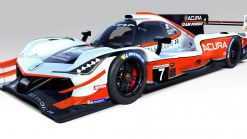 2019 Acura ARX-05 IMSA Livery Takes Inspiration From 1991-93 Racers