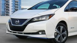 Nissan Leaf E+ Debuts With 214 HP And 226 Miles Of Range