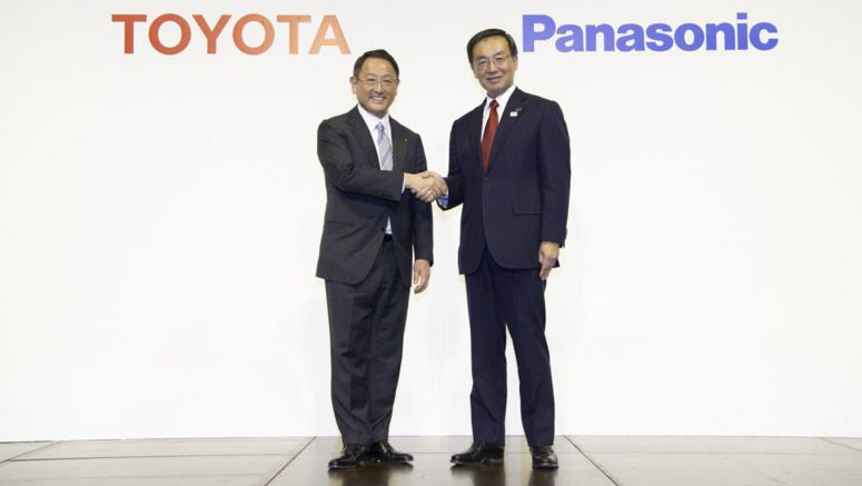 Toyota And Panasonic To Co-Develop Much Higher Capacity EV Batteries