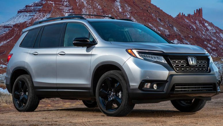 2019 Honda Passport Starts At $32K, Costs More Than Pilot