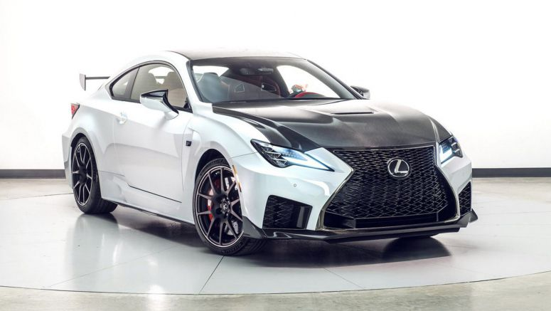 Lexus RC F Track Edition Could Be The Blueprint For Other Hardcore Models