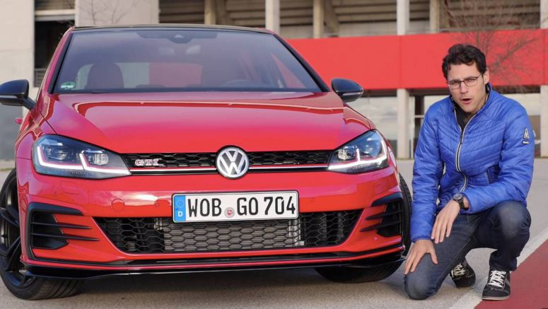 New 286hp VW Golf GTI TCR Is As Sharp As Street-Legal Golfs Come