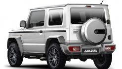 DAMD's Suzuki Jimny Tunes Make Great LR Defender And G-Class Impressions