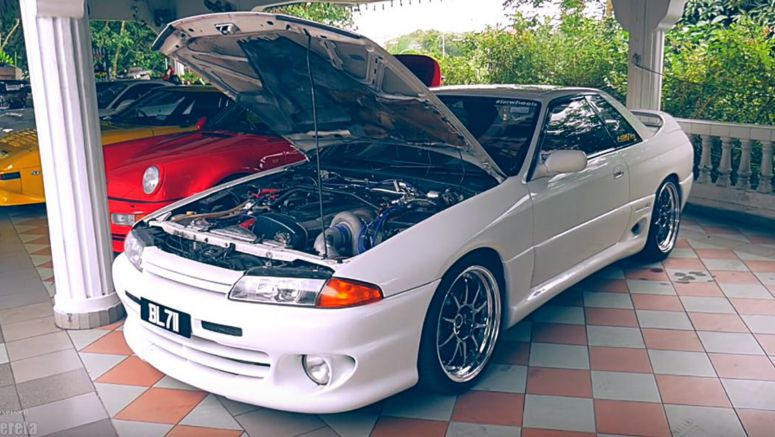 This Nissan Skyline R32 HKS Zero-R Is One Of Just Four In The World