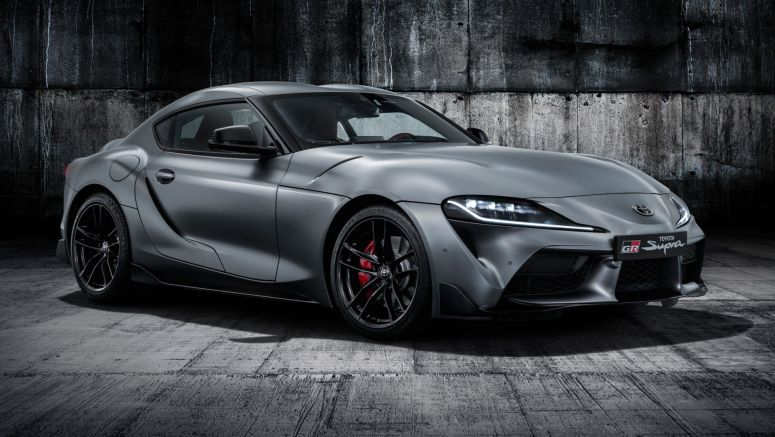 European 2020 Toyota Supra Arrives, Production Capped At 900 For First Year