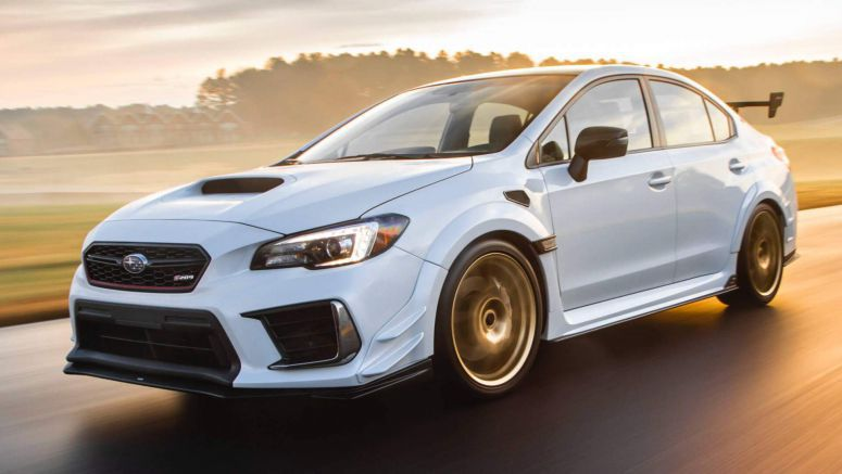 2019 Subaru STI S209 Is The Most Powerful STI-Badged Production Car Ever