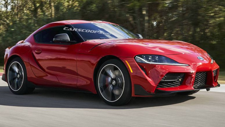 Watch The World Debut Of The 2020 Toyota GR Supra Live From Detroit
