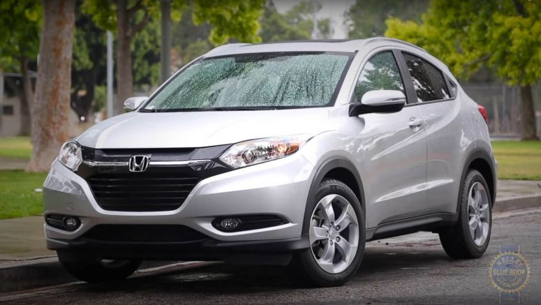 2019 Honda HR-V Should Be On Your List If You're Looking For A Small SUV