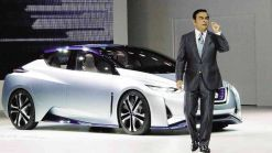 Nissan Claims Carlos Ghosn Took Home $9 Million In Improper Payments