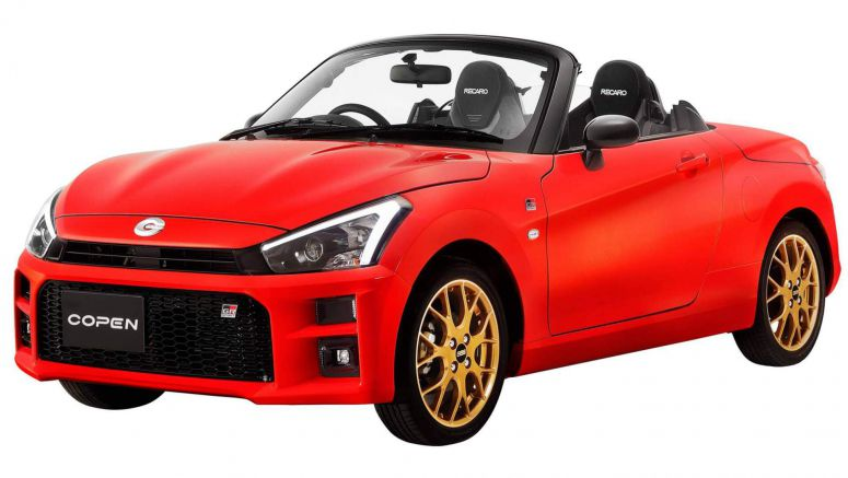 Daihatsu Copen GR Sport Study Gains Gazoo Racing's Stamp Of Approval