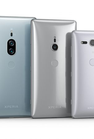 Vote for your favourite Sony Xperia of 2018