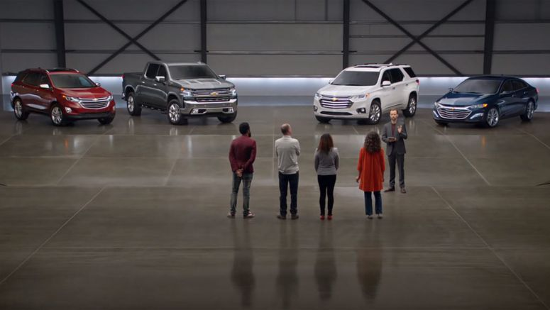 Chevrolet Drops Real People Reliability Ad After Challenged By Ford, Honda, Toyota