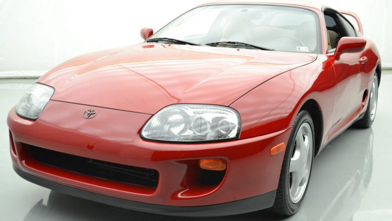 That $121,000 Toyota Supra Is Back Up For Sale…For Half A Million Dollars!
