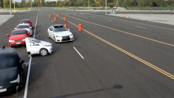 Toyota's 'Guardian' Safety System Helps Drivers, Doesn't Replace Them