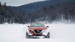 Nissan Celebrates The AWD Altima By Giving It Tracks