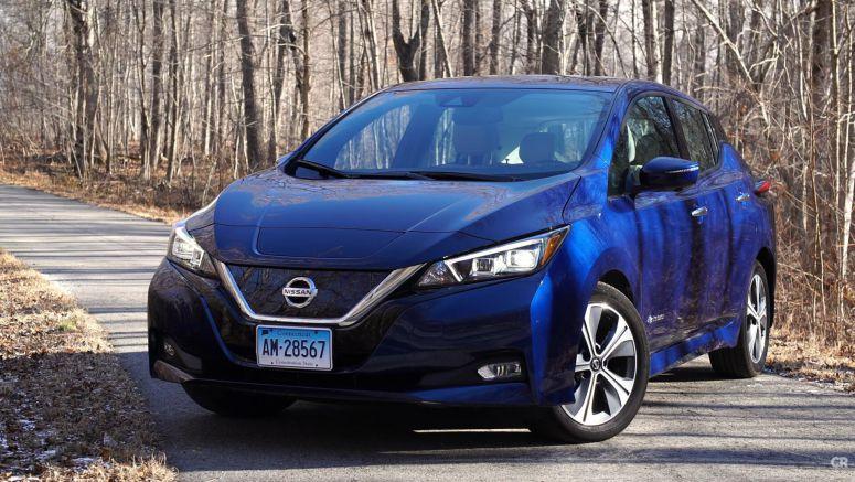 Can The New Nissan Leaf With 200-Mile Range Convince You To Go Green?