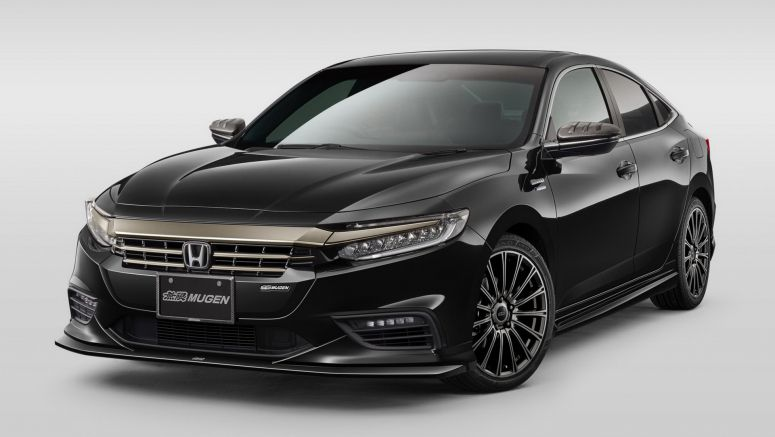 Mugen Tricks Out New Honda CR-V, Insight And N-Van Too