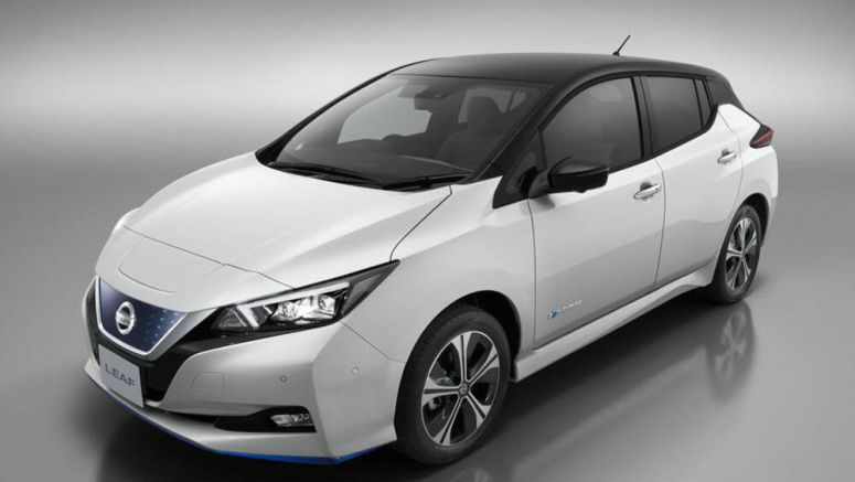 New Nissan Leaf Manages Over 200 Miles On A Single Charge