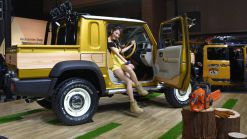 Suzuki Joins The Jimny Makeover Party With Woody Pickup And Survive
