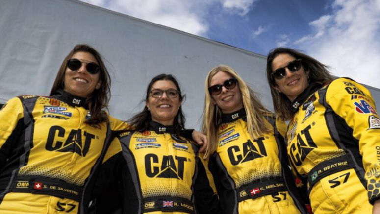The all-woman Acura NSX team previews a way forward for racing