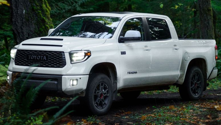 New Toyota Tundra Coming Soon To Battle Latest Ram And Silverado