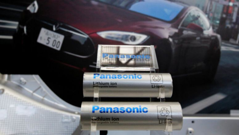 Panasonic shares plunge after profit warning, Tesla's big Maxwell deal