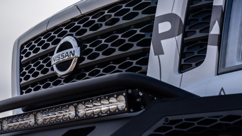 Nissan Teases New Titan Ultimate One-Off Truck Ahead Of March 5 Reveal