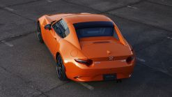 2019 Mazda MX-5 Miata 30th Anniversary Edition goes bold