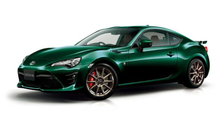 Toyota 86 British Green Limited: Bring it here, please