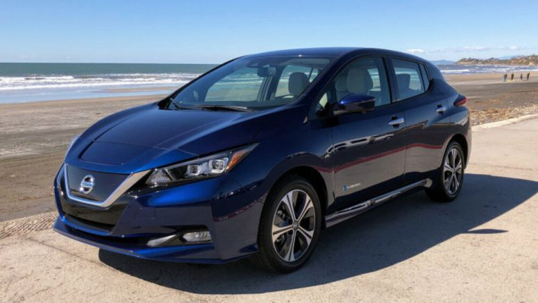 2019 Nissan Leaf Plus First Drive Review | Bigger battery adds dimension