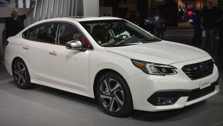 2020 Subaru Legacy Plays It Safe With Styling, Gains 260HP Turbo Boxer (Updated)