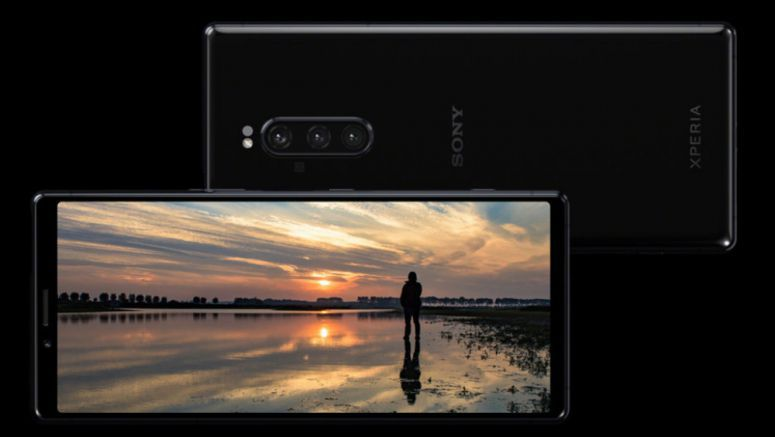 Sony Xperia 1 flagship announced with 4K OLED 21:9 display and triple rear cameras