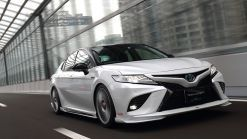 JDM Tuned Toyota Camry Is Ready For Some Hot Tokyo Nights