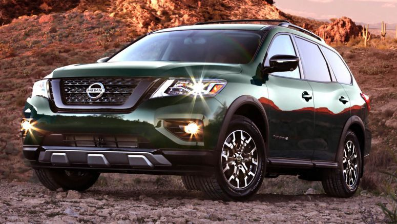 2019 Nissan Pathfinder Gets The Rock Creek Edition Treatment
