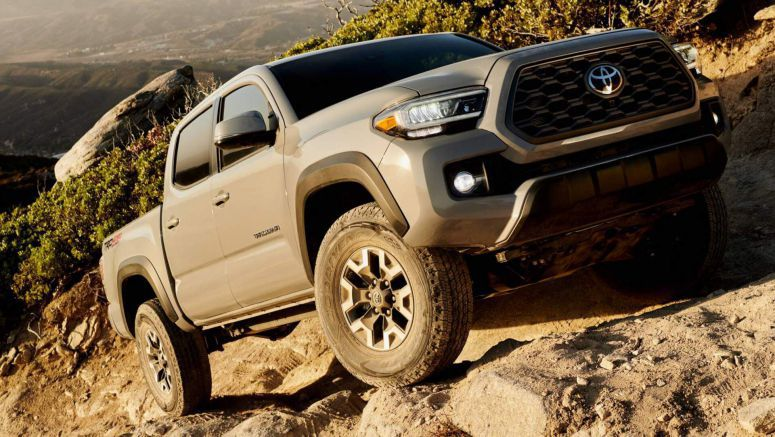 2020 Toyota Tacoma Unveiled With Mild Styling Updates, More Equipment