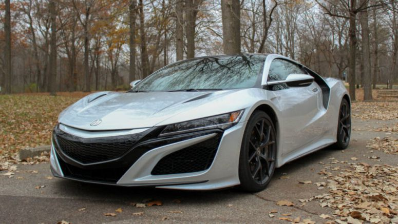 2019 Acura NSX quick spin review | Japan takes on the world, again