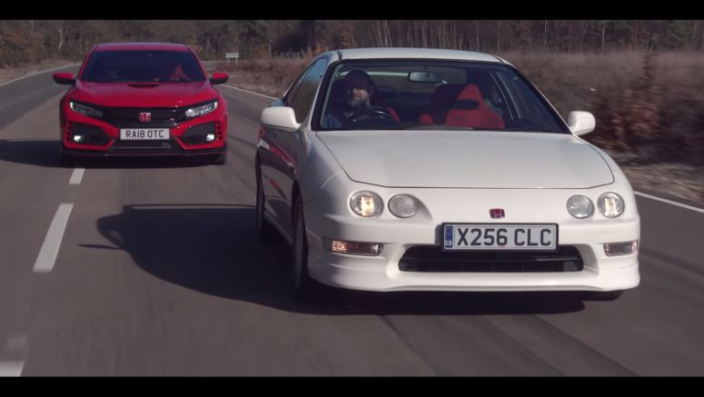 Why Honda's Integra Type R Remains One Of The Best FWD Performance Cars