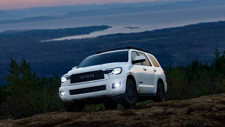 Toyota TRD Pro family adds Sequoia, updates current models