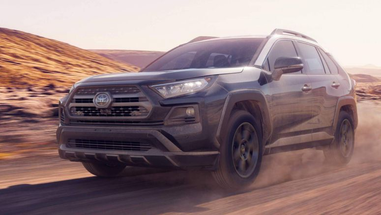 2019 Toyota RAV4 TRD Off-Road Is The One You'll Take Off The Beaten Track
