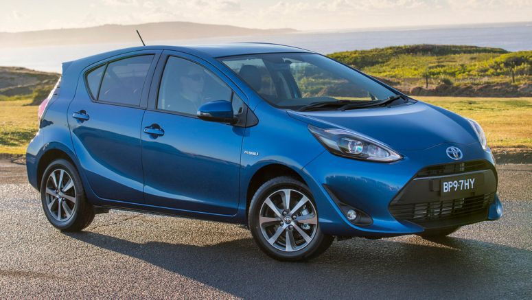 Toyota Prius C Getting The Boot To Make Way For Corolla Hybrid
