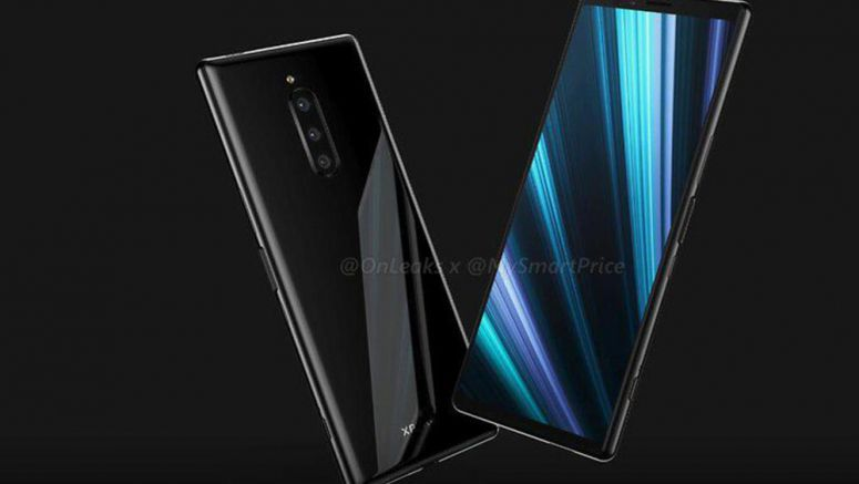 Sony 'CinemaWide' Trademark Hints At The Xperia XZ4's Display