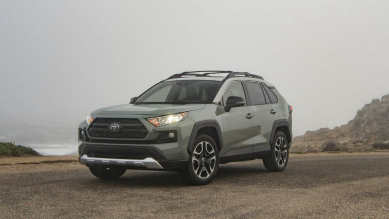 2019 Toyota RAV4 Adventure Drivers' Notes Review | More character, more capability