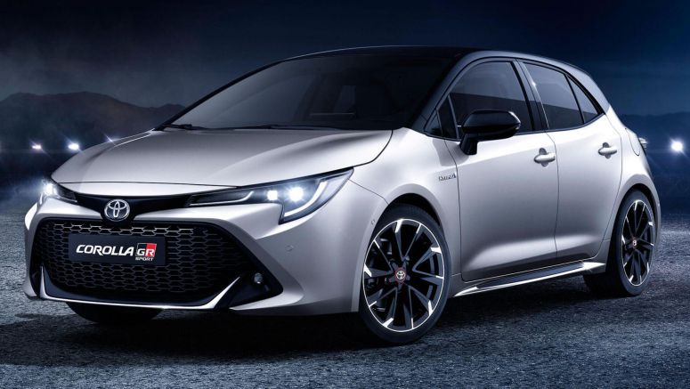 Toyota Corolla GR Sport And Corolla Trek Join The Model's European Family