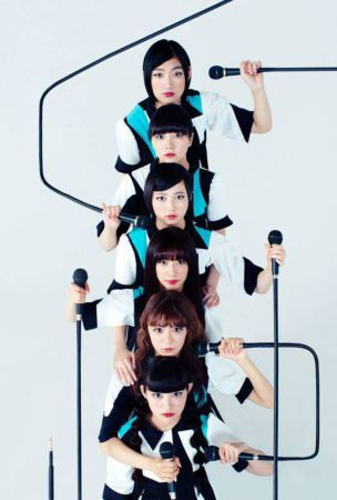 Shiritsu Ebisu Chuugaku's new album to include collaboration song with Momoiro Clover Z