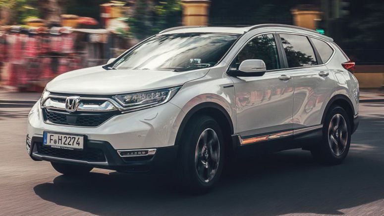 Honda Expects CR-V Hybrid To Account For Half Of European Sales