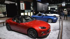 New Mazda MX-5 30th Anniversary Edition Flaunts Exclusive Orange Paint, Alcantara Cabin